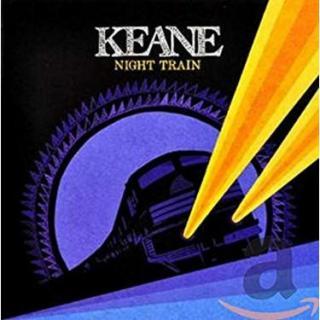 NIGHT TRAIN/TRANSPARENT ORANGE/LTD/RSD - KEANE [Vinyl album]